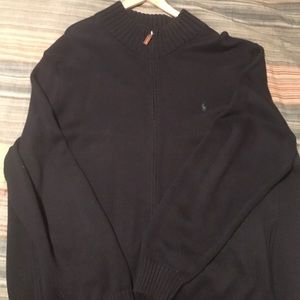 Polo by Ralph Lauren Full Zip Sweater